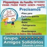 Através de campanha solidária, evento de Dia das Crianças deve ocorrer no São Sebastião