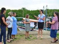 Por meio do Governo do Estado, Epagri Ciram realiza ações de apoio à pesca