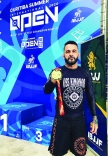 Léo Augusto traz medalhas de Curitiba