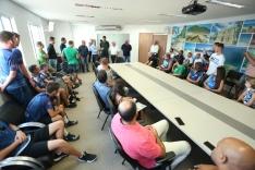 Palhoça lança o programa Bolsa Atleta