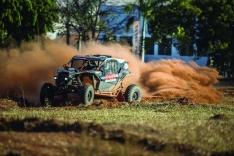 Palhocense disputa 3º Rally Minas Brasil
