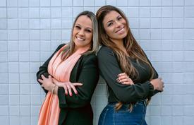 Aly Camargo e Luh Rodrigues