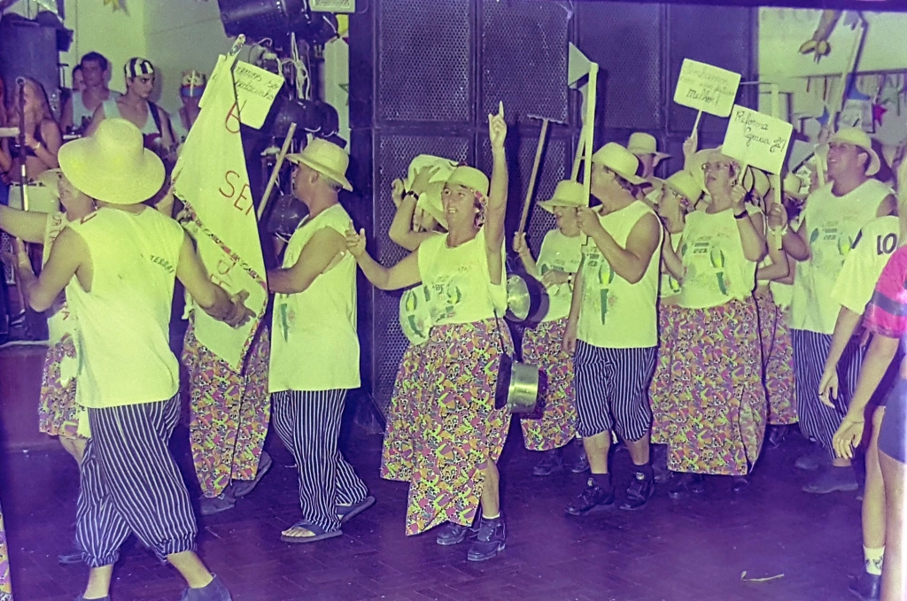 Clube 7 volta a ter o Baile Verde e Branco