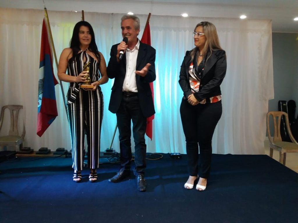 Palhocense recebe o Troféu Açorianidade 2018