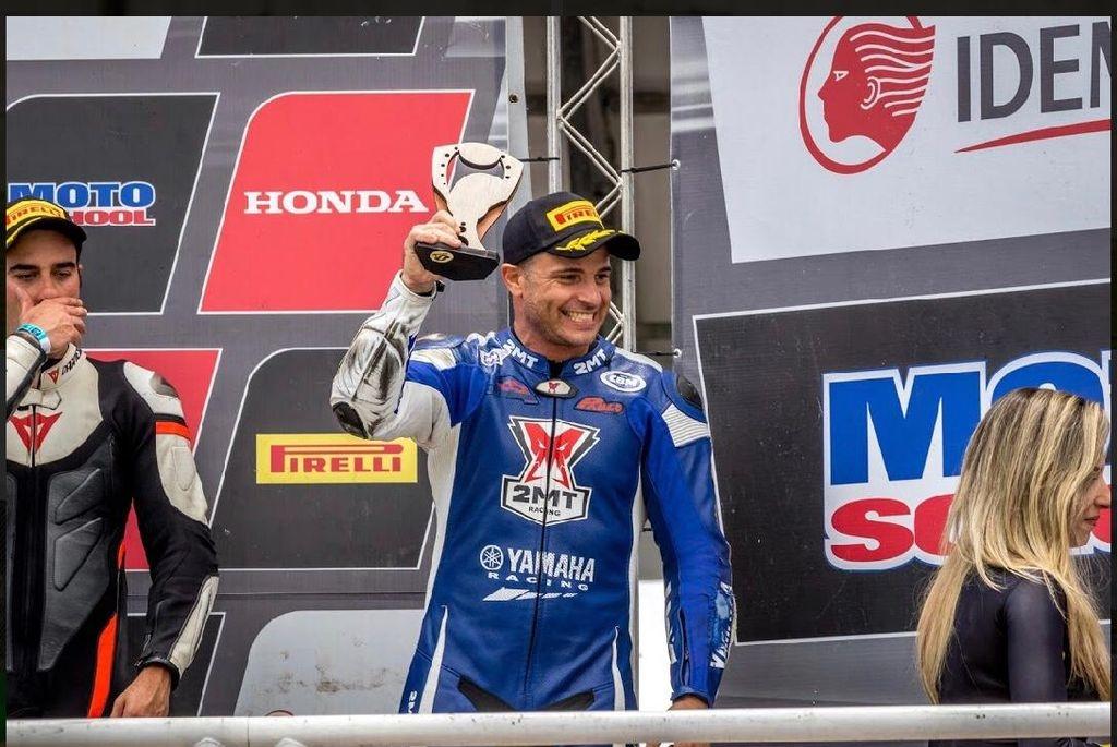 Pilotos de PH encerram temporada na Superbike