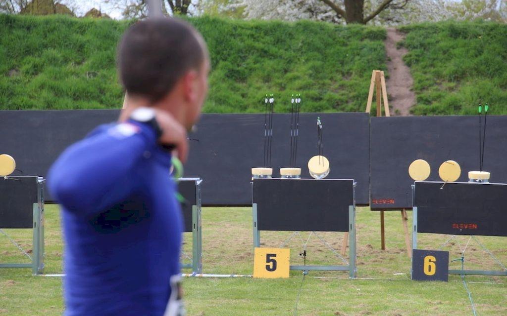 Palhoça sedia primeira competição de Arco e flecha de Run Archery do país