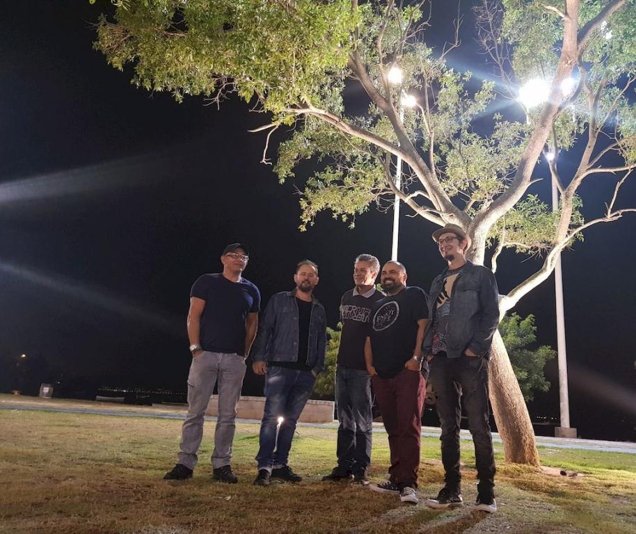 Banda Combat volta a se reunir para gravar um DVD