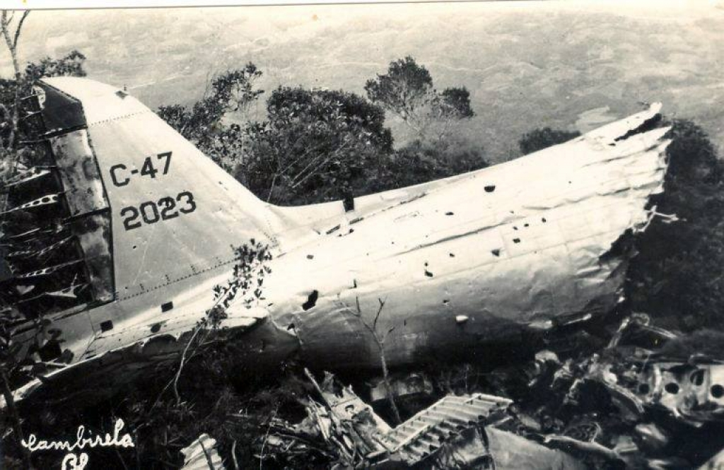 O último voo do C47 2023