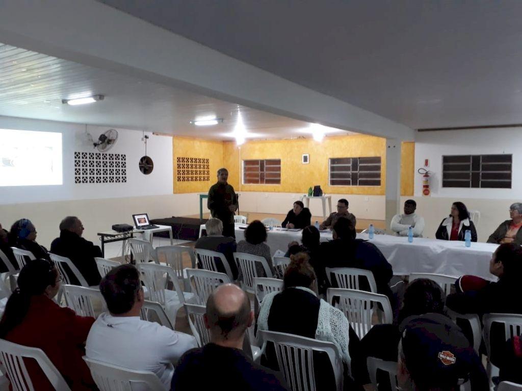 Conseg Cambibrela faz reunião e projeta novas ações, como a urna comunitária