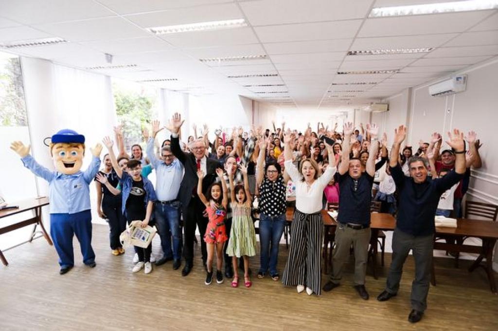Recicla CDL 2019 premia estudantes da rede pública