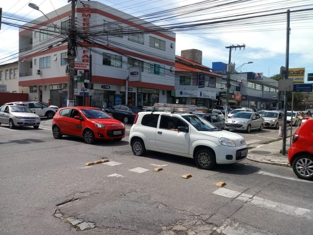 Prefeitura altera trânsito no Centro