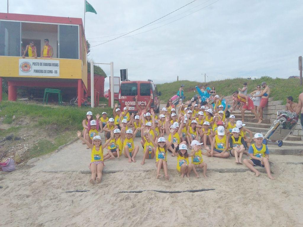 Projeto Golfinho encerra temporada de sucesso