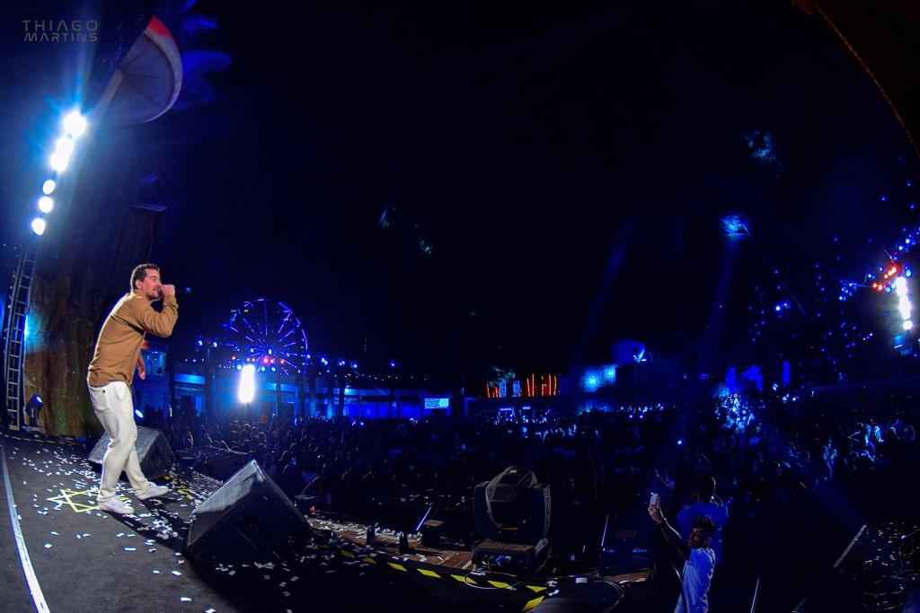 Viva Mais Samba reúne estrelas na Arena Petry