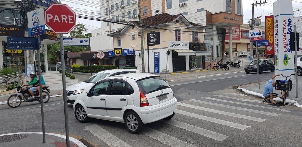 Atenção: alteração no trânsito no Centro da cidade