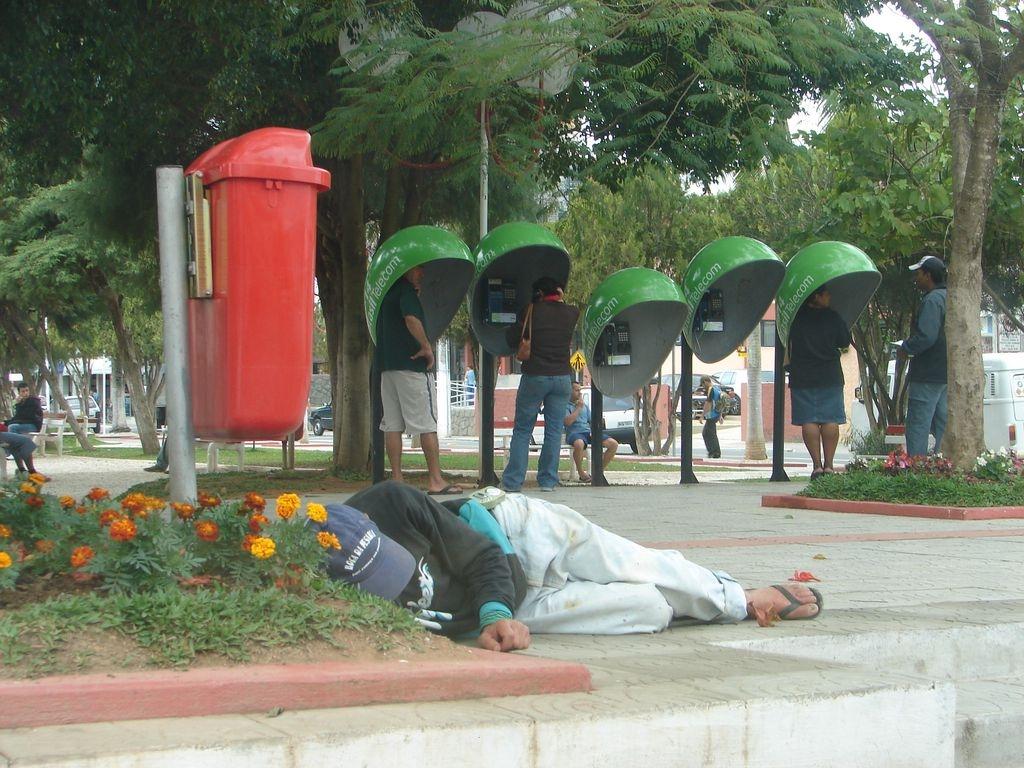 Bala preocupado com problema de moradores de rua