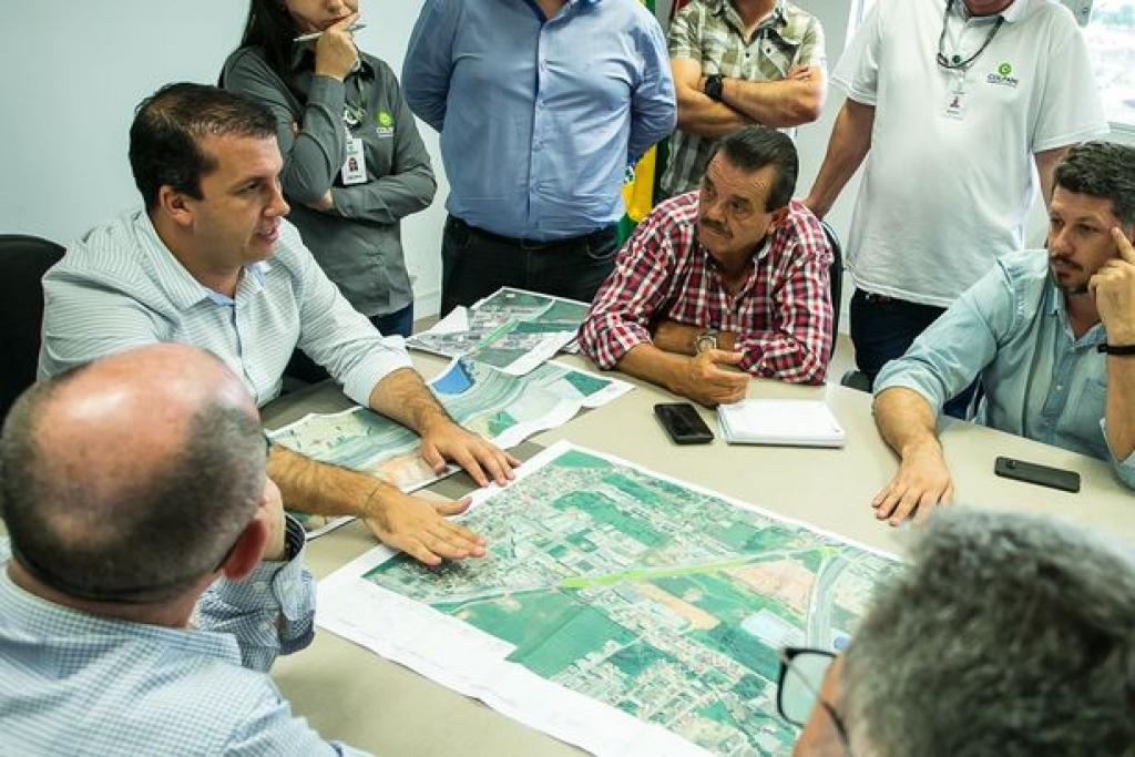 Obras propostas por grupo prevê melhorias na intersecção da BR-101 com a 282, no viaduto do Aririú e no acesso pelo Pachecos, sem custos ao município