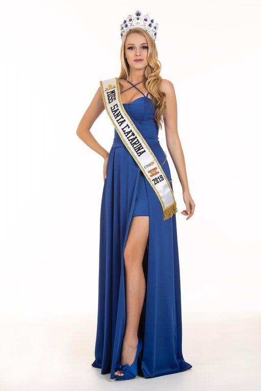 Miss SC: foco em simbolizar a beleza brasileira