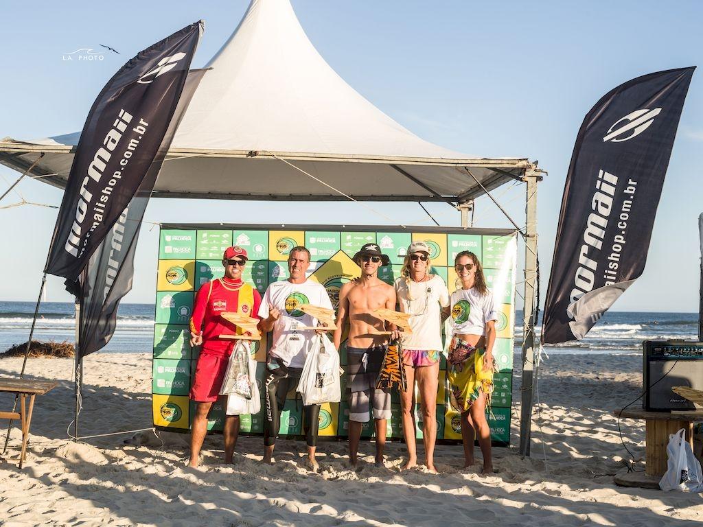 Guarda sedia primeira competição de bodysurf de SC