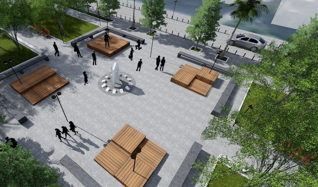 Praça Sete de Setembro