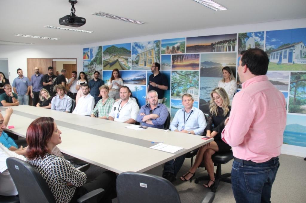 Prefeitura inaugura Sala do Empreendedor