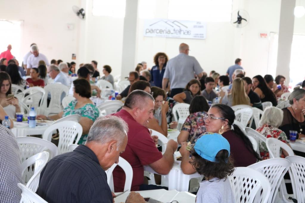 Festa no Aririú