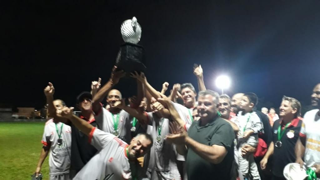 João Paulo fatura título na Copa Amizade 50tão