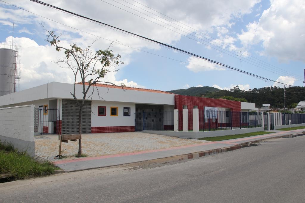 Inauguração da creche no São Sebastião