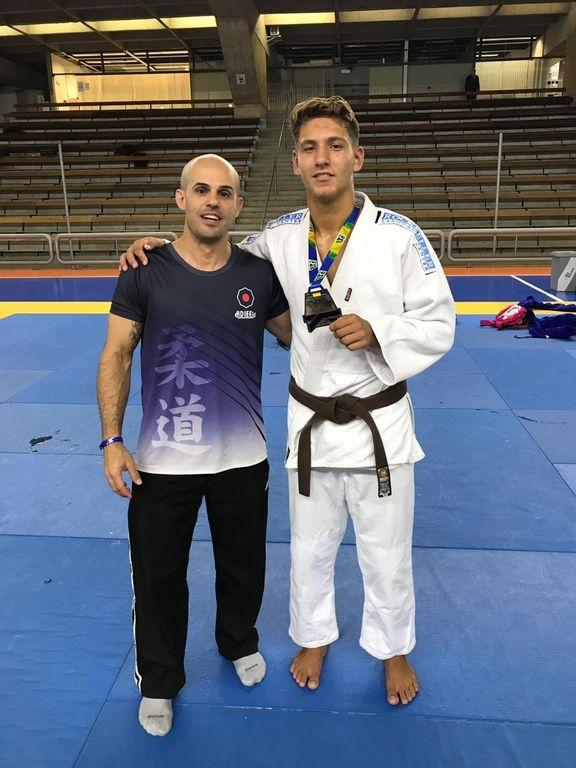 Judoca da Guarda entre os melhores do país