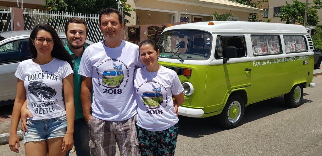 Família Avila desbrava novos caminhos