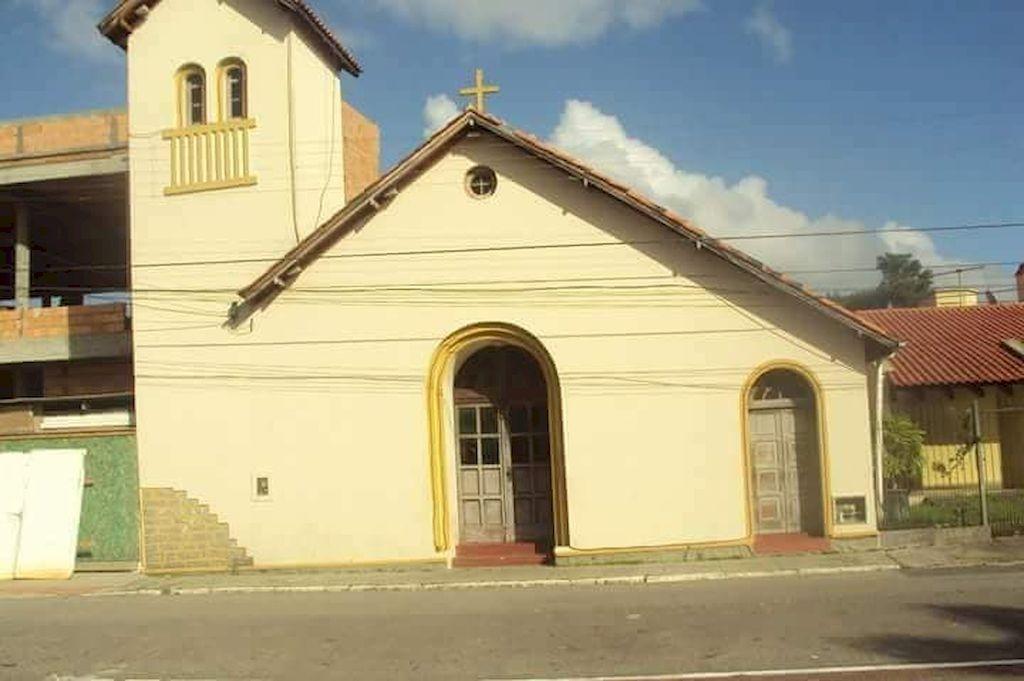 Capela Nossa Senhora do Parto é arrombada