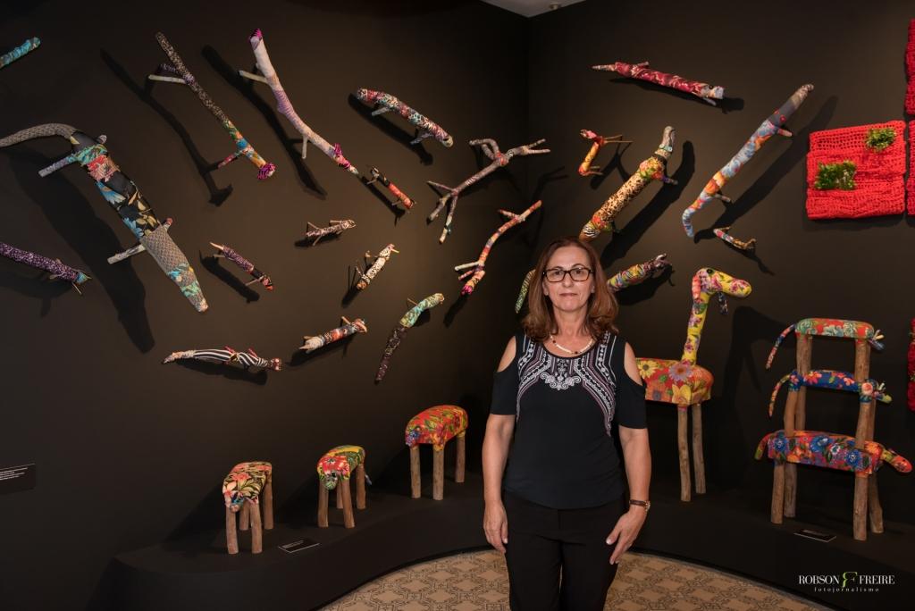 Artesãos de PH participam de exposição no RJ