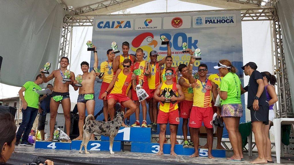 Corrida com recorde de inscritos na Ponta do Papagaio