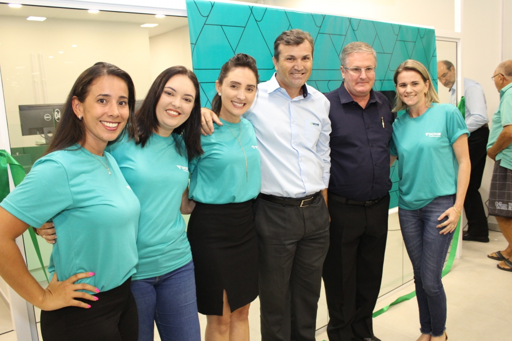 Sicoob inaugura segunda agência em Palhoça