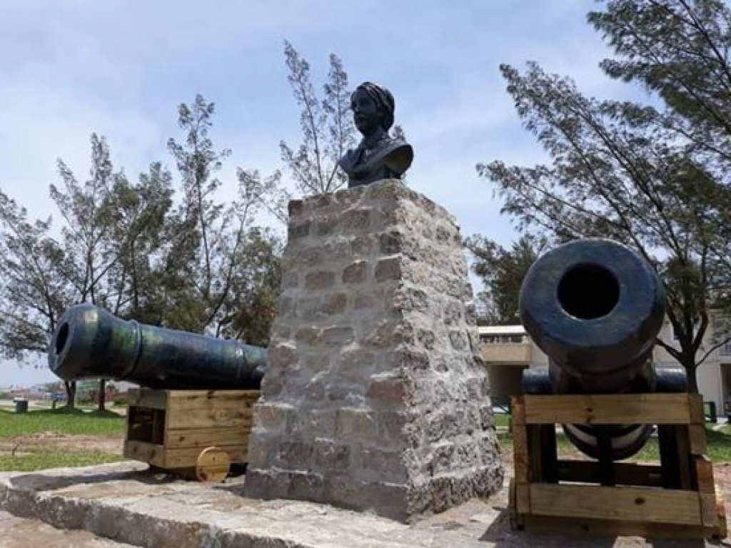 Arte criada em Palhoça homenageia Anita Garibaldi
