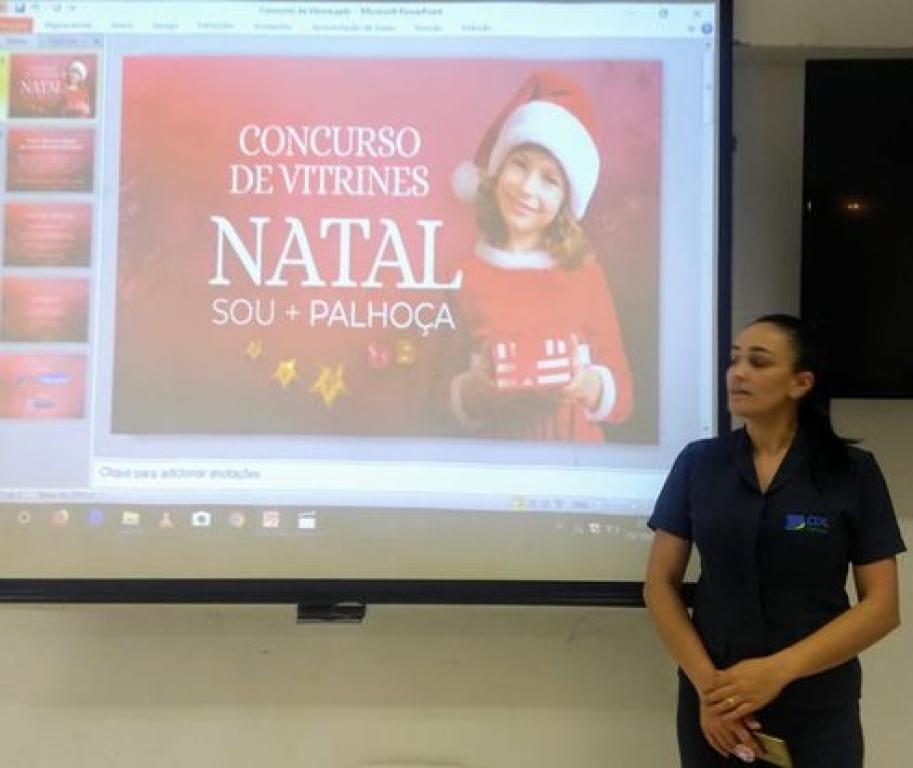 Concurso de vitrines vai fortalecer clima de Natal