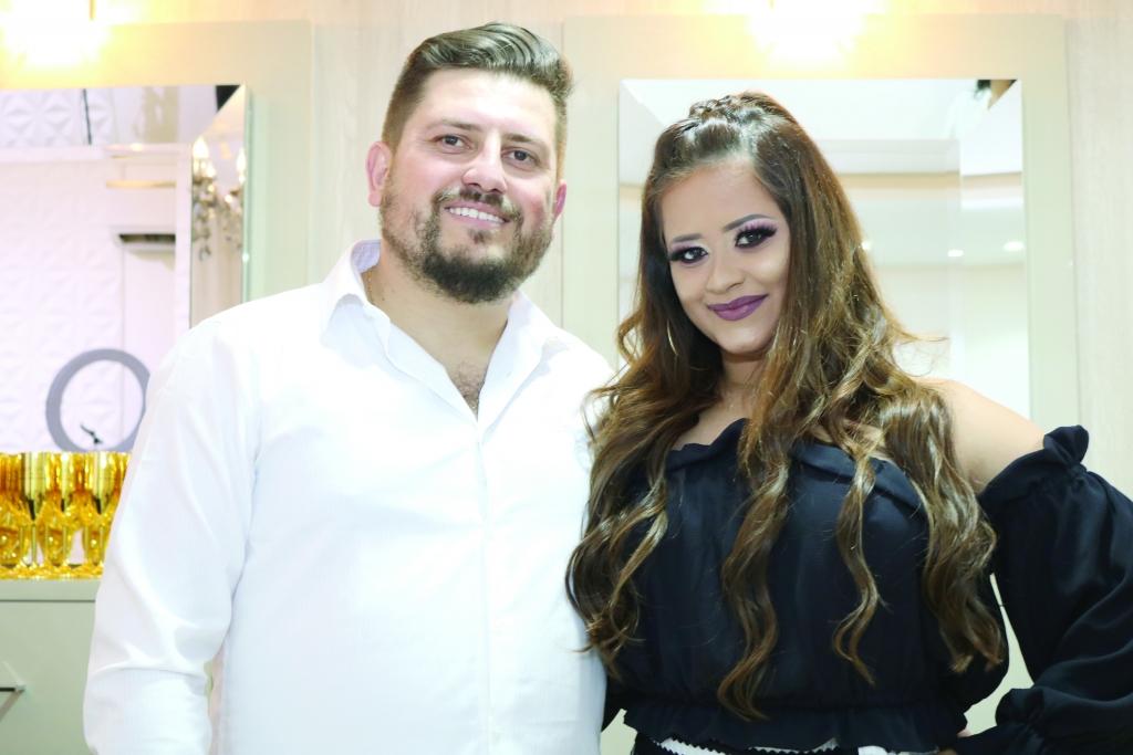 Inauguração Lady Hair