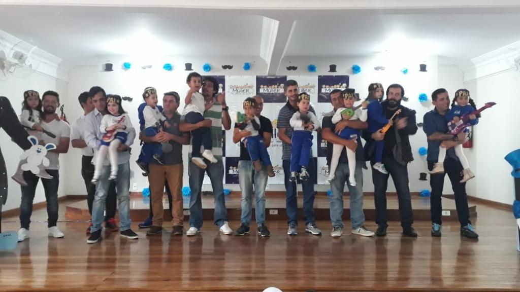 Dia dos Pais no Centro Educacional Müller