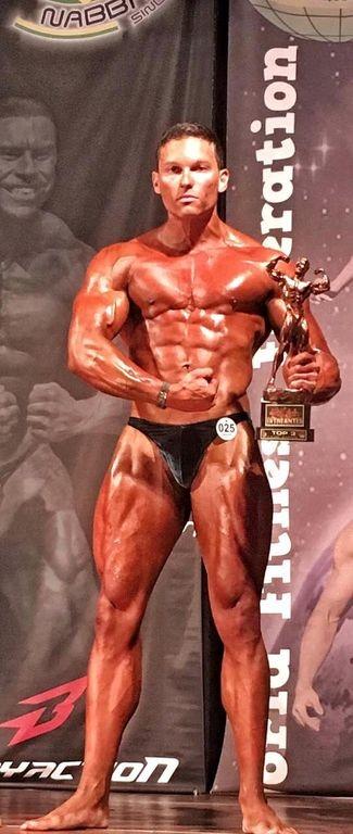 Físico de campeão