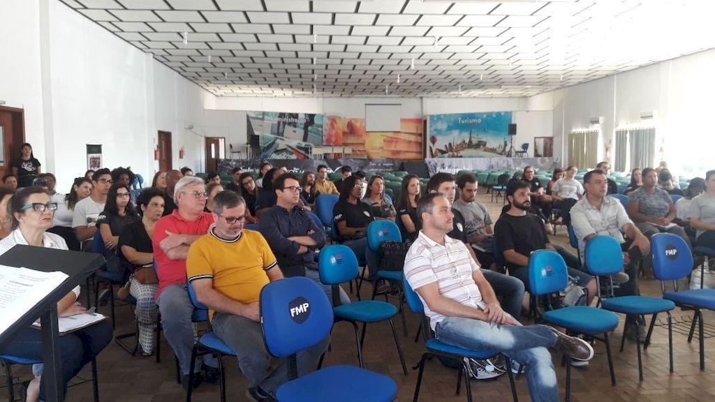 FMP promove 1º Encontro de Gestão do Turismo