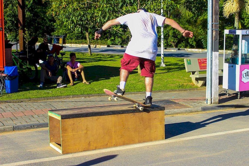 Inscrições abertas para campeonato de skate na Praça das Bandeiras