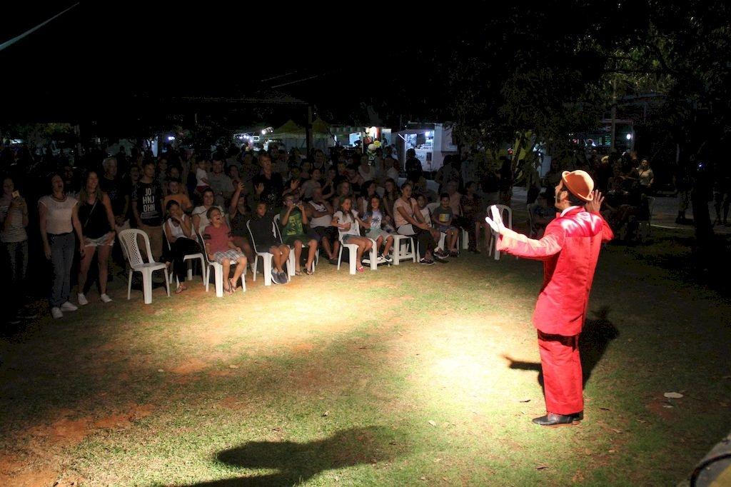 Palhoça festeja aniversário com atrações locais