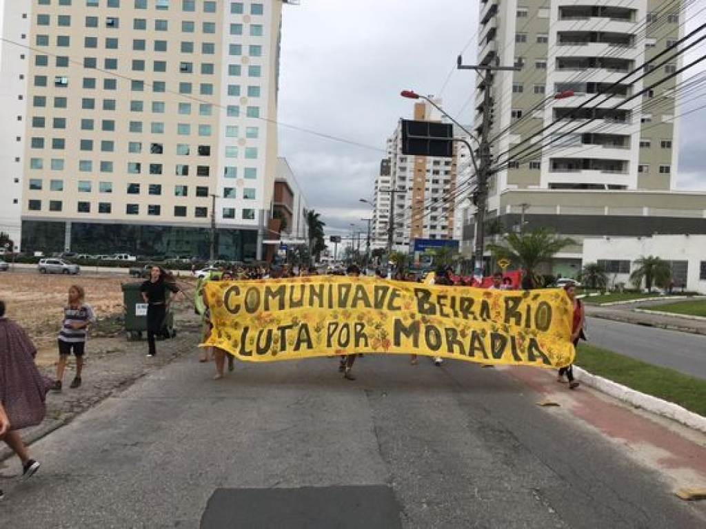 Ocupação Beira-Rio: juiz reúne envolvidos