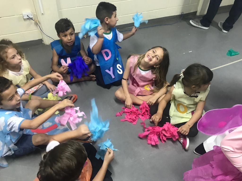 Mostra de Teatro da Educação Infantil no Caic