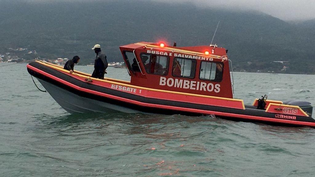 Corpo de homem desaparecido em naufrágio é achado