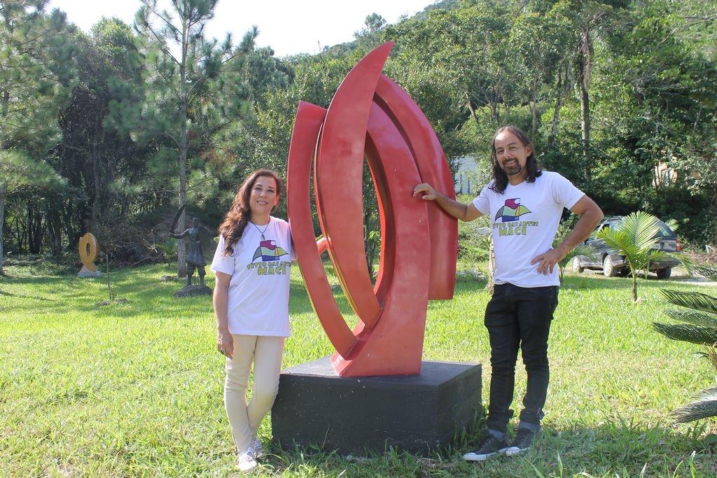 Evento propõe vivência em escultura de isopor