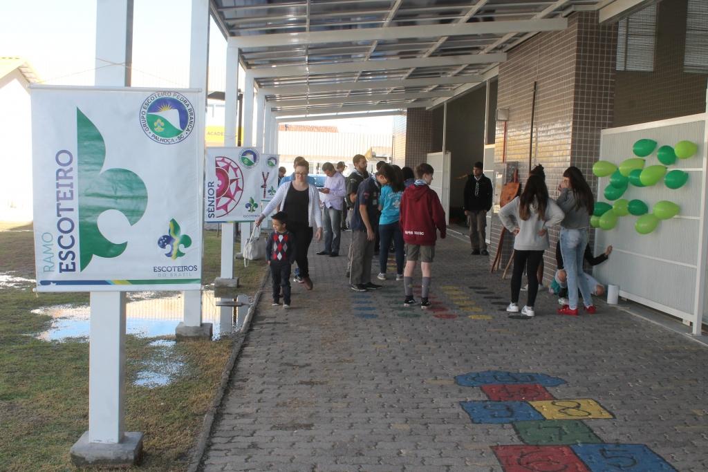 PH recebe projeto nacional de Educação Escoteira