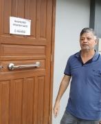 Estefano pede abertura do banheiro da Praça Sete de Setembro