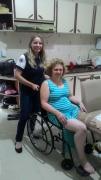 Lions entrega mais uma cadeira de rodas