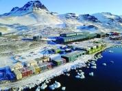 De Palhoça para estação de pesquisa na Antártida