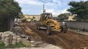 Moraes comemora pavimentações no Jardim Eldorado